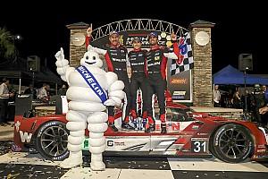 Nasr, Derani y Curran ganan para AXR las 12 Horas de Sebring