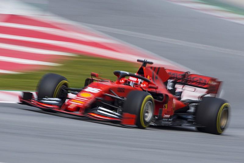 """ハミルトン、ライバルチームにチクリと口撃? 「フェラーリはいつも"""" 最初は """"速いからね」"""