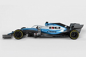 Photos - Williams dévoile des images de sa F1 2019