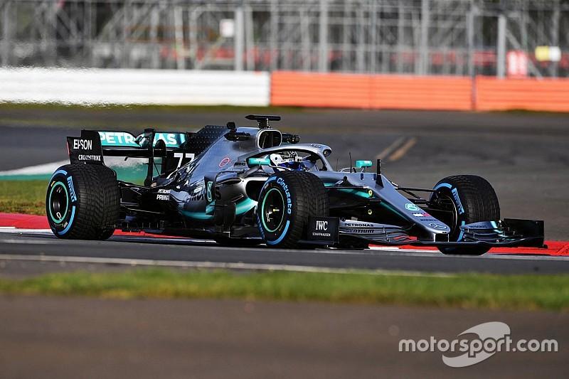 Mercedes розробила новий двигун для Ф1-2019