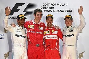 Formel 1 Fotostrecke Alle Formel-1-Sieger des GP Bahrain in Sakhir