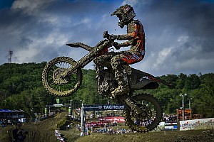 Mondiale Cross Mx2 Gara Seconda vittoria di fila in MX2 per Pauls Jonass in Russia