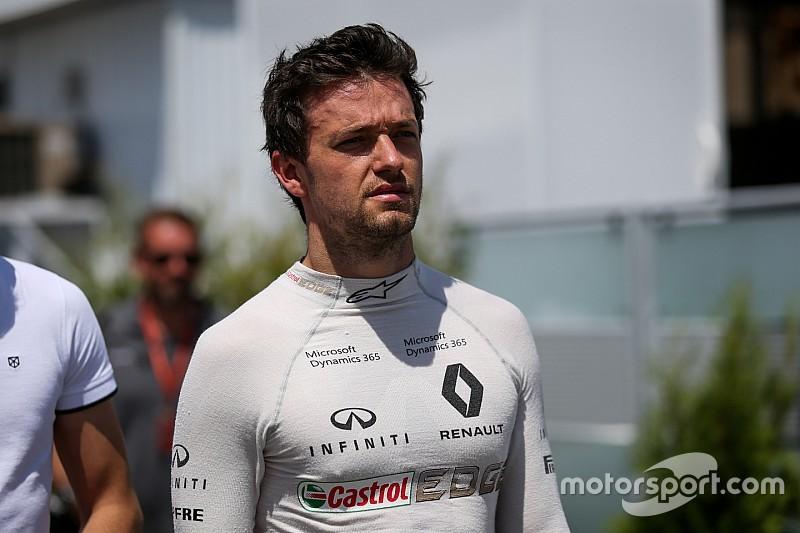 """Renault avisa a Palmer que """"tiene que rendir"""" pronto"""