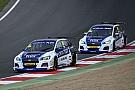 BTCC Plato: Testing Sutton's car
