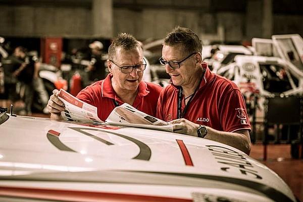 Dakar: i gemelli De Lorenzo entrano nella top 50 tra le auto