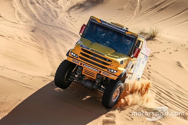 Mauritánia egyelőre nem irgalmaz a Qualisport Racingnek