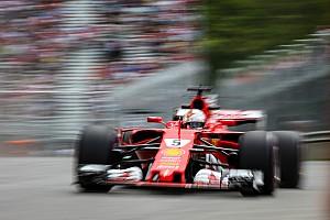 F1 Noticias de última hora Vettel se queja de Hamilton en la práctica dos
