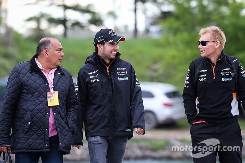"""Pérez: """"No es posible para nadie hacer 25 carreras en la F1"""""""