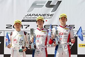 FIA-F4選手権 速報ニュース 【FIA-F4】第6戦:大湯都史樹が今季初優勝。宮田、果敢な攻めも4位