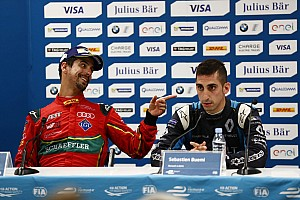 Formula E Breaking news Di Grassi hits back: