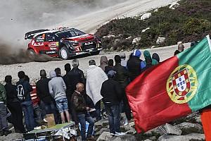 دبليو آر سي أخبار عاجلة يوم أوّل صعب لسائقي سيتروين في رالي البرتغال