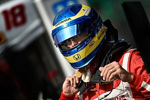 IndyCar Новость Бурдэ рассказал о своем состоянии после операции