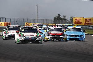 WTCC Breaking news WTCR's 26-car limit will ensure