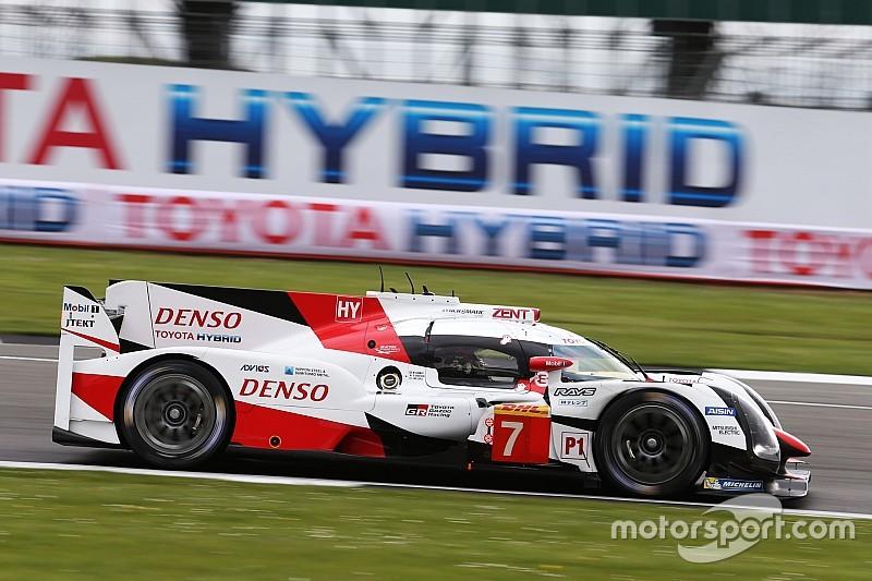 """Kobayashi: """"La pole es muy importante para Toyota"""""""