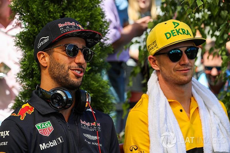 Renault queria Ricciardo em vez de Sainz em acordo com RBR