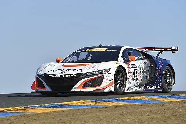 General Breaking news Cameron to make Acura debut in an NSX