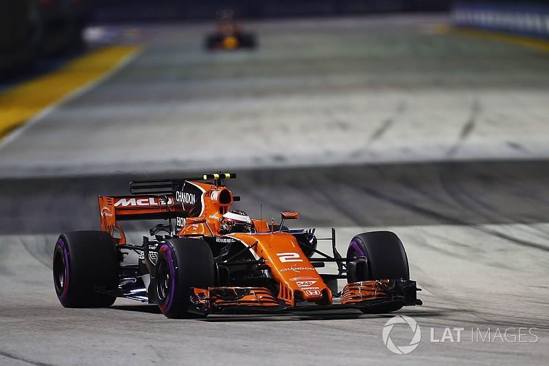 F1-Kolumne von Stoffel Vandoorne: McLaren-Renault gut für die Formel 1