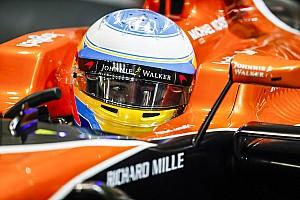 Formule 1 Actualités Alonso aspire à un retour à la normale pour sa carrière