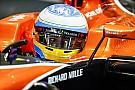 Alonso aspire à un retour à la normale pour sa carrière