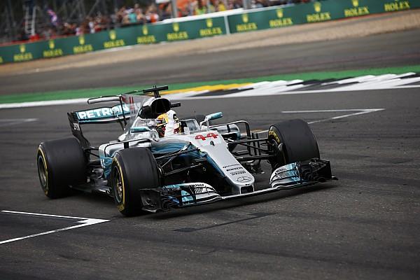 Stats - Hamilton, le carton plein de Silverstone