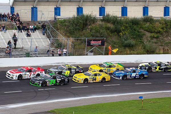 NASCAR-Euroserie in Venray: Kumpen und Garcia bezwingen das Oval