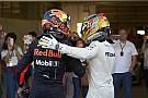 Verstappen: Kazandığım sürece hangi pilota karşı yarıştığımın önemi yok