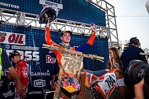 AMA outdoor Motocross Nieuws Herlings wijst Amerikaanse overwinning aan als hoogtepunt van 2017