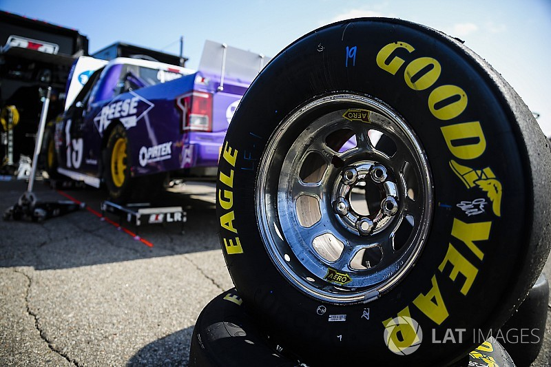 "Goodyear ""very close"" to announcing new deal with NASCAR"