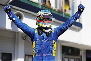 FIA F2 レースレポート 【F2ハンガロリンク】レース1:ローランドが2勝目。松下は5位入賞!