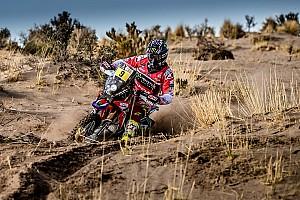 Dakar Stage report Dakar 2017, Stage 7: Brabec leads Honda 1-2 as Week 2 begins