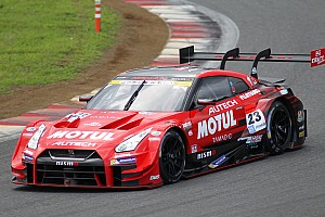 Super GT Breaking news Nissan reveals 2018 Super GT line-up
