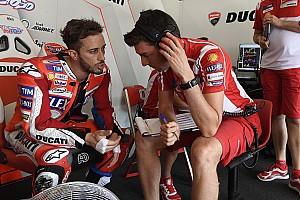 MotoGP Noticias Dovi espera una gran actuación en Austria