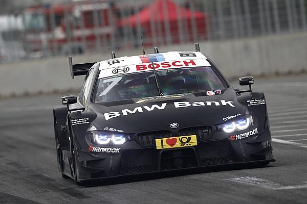 Spengler lidera 1-2 da BMW em Norisring; Farfus abandona