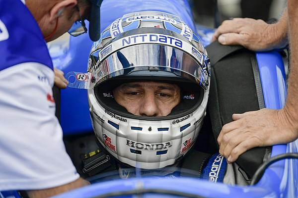 IndyCar Kanaan se desculpa por