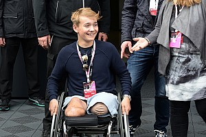 General Noticias de última hora Billy Monger está nominado al