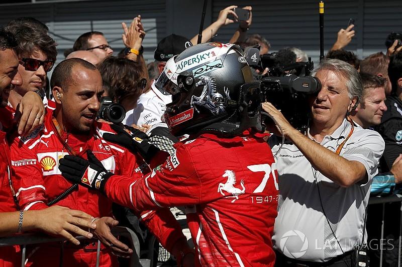 "Vettel nem esik pánikba a Mercedes miatt: ""Nyugalom…"""