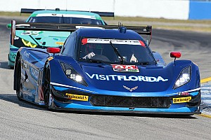 IMSA Preview Hunter-Reay: Double duty at Long Beach