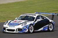 Campbell, Preining win Porsche junior spots
