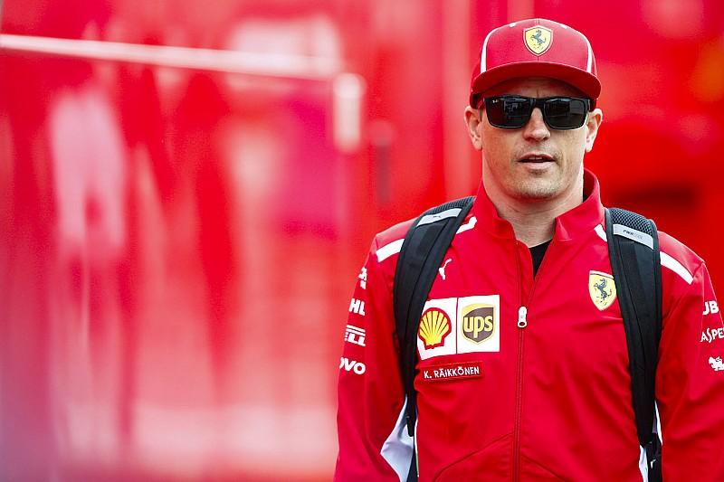 Raikkonen scherza sulla McLaren: