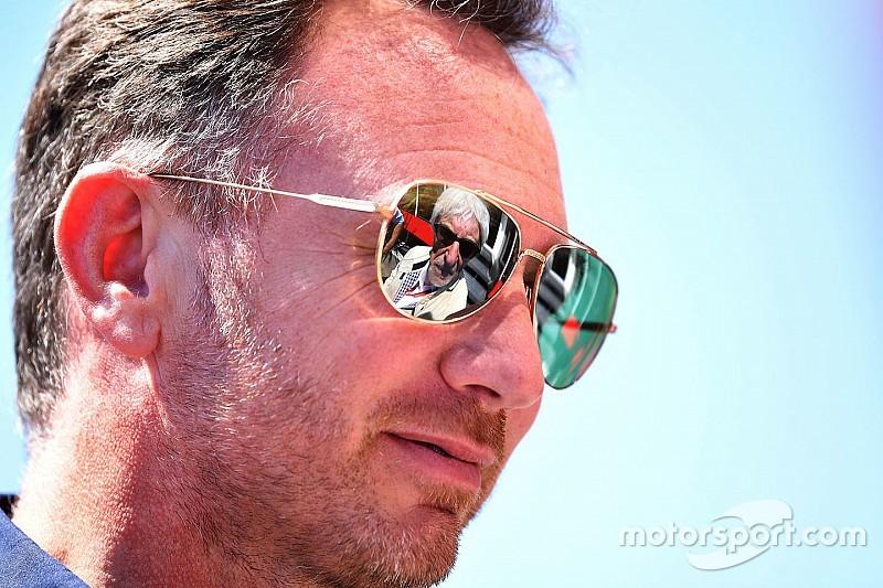 A Red Bull egy versenyképes McLarent szeretne látni