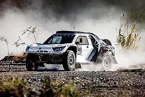 Dakar Noticias de última hora Así será el buggy de SsangYong para el Dakar 2018: el Tivoli DKR