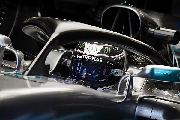 Формула 1 Новость Боттас провел симуляцию гонки с Halo. И вот что рассказал