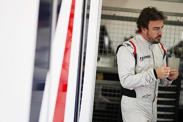 "IMSA Alonso: ""Era importante este test antes de ir a Daytona"