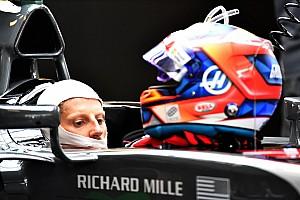 格罗斯让表示他可以参加F1直到40岁