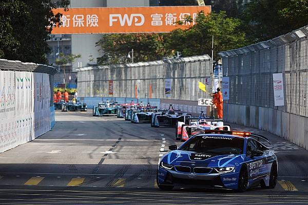 Formel E Wartezeit beim Start: Der Grund für den Ampelausfall