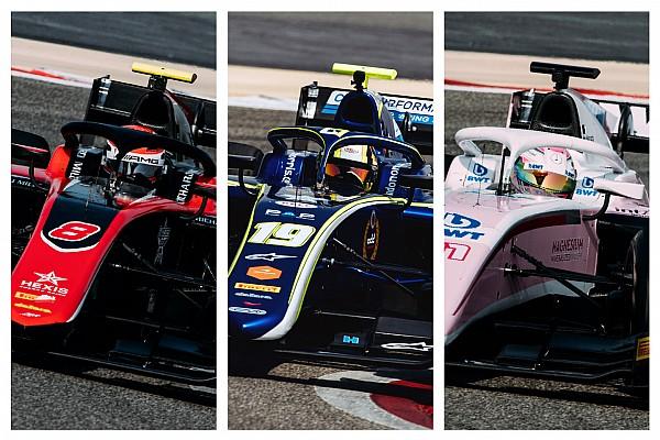 2018 Formula 2 rehberi - Pilotlar, takımlar, takvim