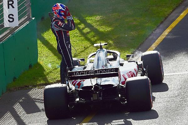 Haas multata dalla FIA di 10 mila dollari per il doppio unsafe release