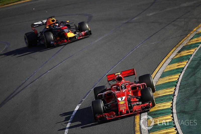 Pneus: Choix similaires pour Mercedes, Ferrari et Red Bull à Bahreïn