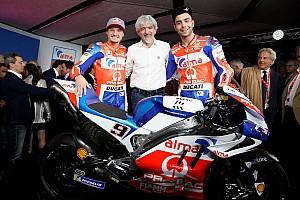 MotoGP Ultime notizie Dall'Igna convinto: