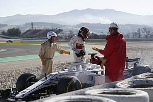Formula 1 Breaking news Kecelakaan